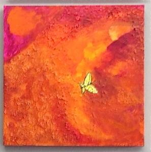 An Idea flies like the butterfly